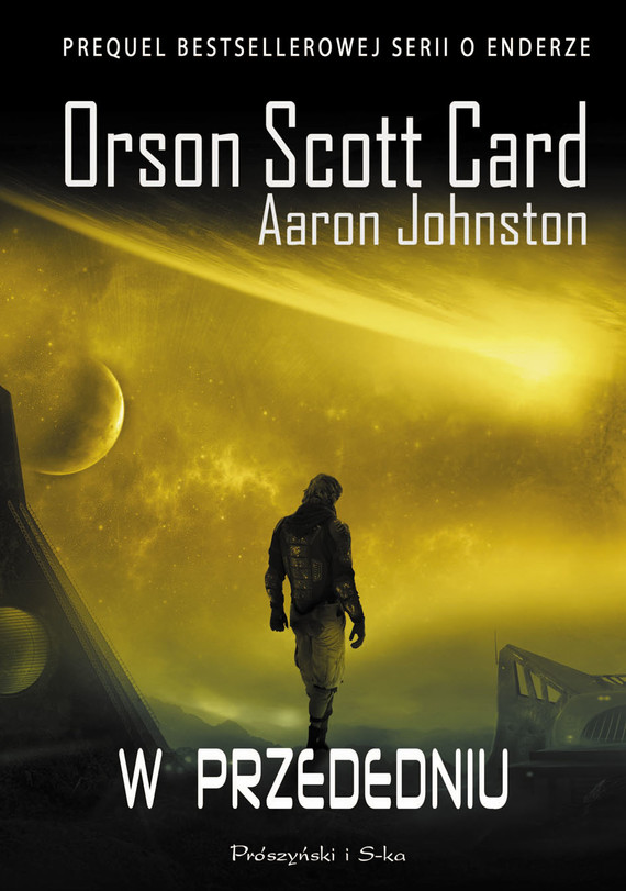 okładka W przededniuebook   epub, mobi   Orson Scott Card