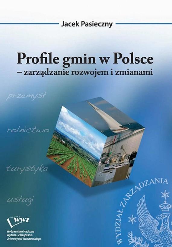 okładka Profile gmin w Polsce, Ebook | Jacek  Pasieczny