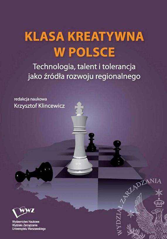 okładka Klasa kreatywna w Polsce, Ebook | Krzysztof  Klincewicz