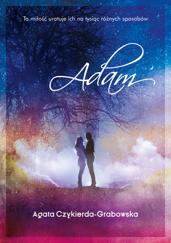 okładka Adam, Ebook | Agata  Czykierda-Grabowska