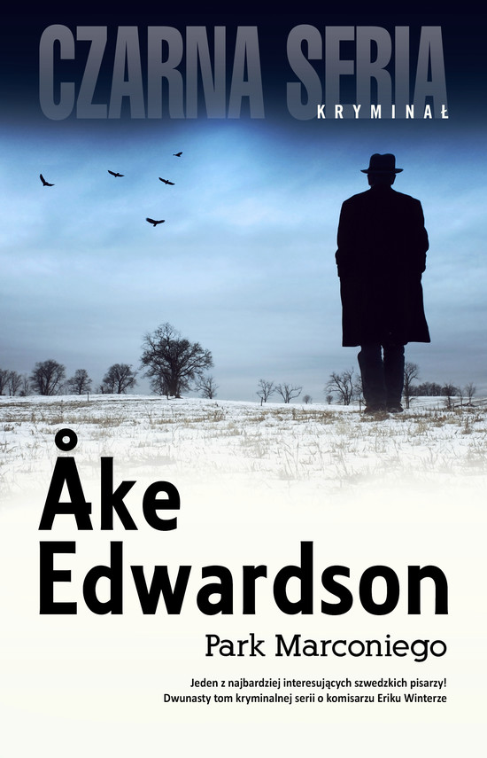 okładka Erik Winter (#12). Park Marconiego, Ebook | Åke Edwardson