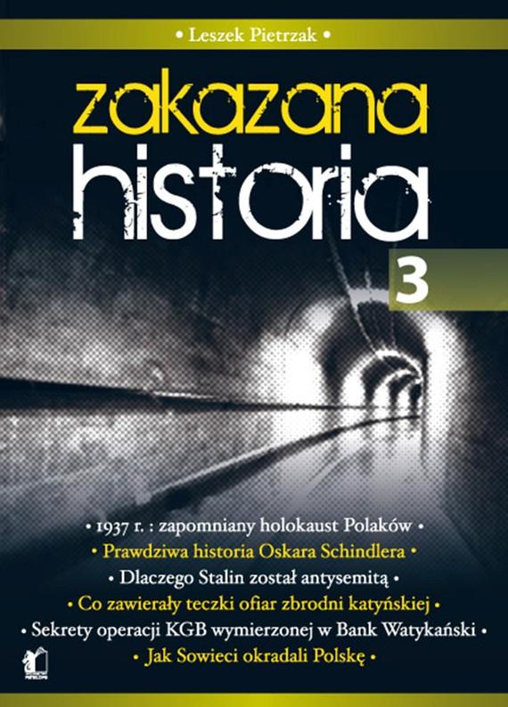 okładka Zakazana Historia 3, Ebook | Leszek  Pietrzak