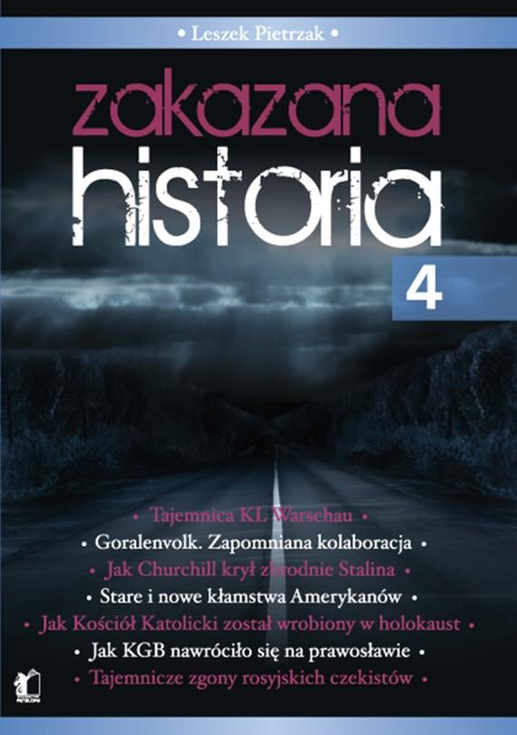 okładka Zakazana historia 4, Ebook | Leszek  Pietrzak