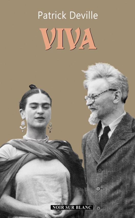 okładka Vivaebook   epub, mobi   Patrick Deville