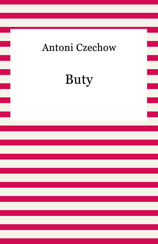 okładka Buty, Ebook | Anton Czechow