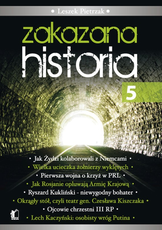 okładka Zakazana Historia 5, Ebook | Leszek  Pietrzak