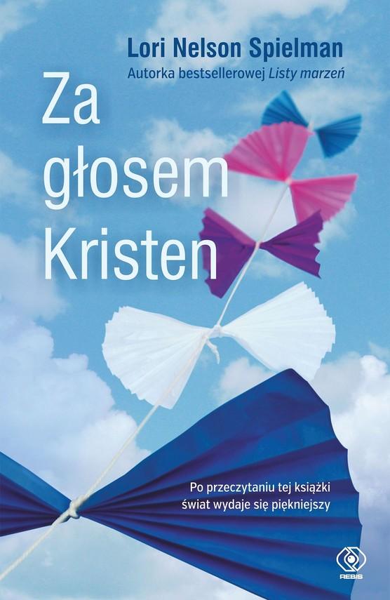 okładka Za głosem Kristenebook | epub, mobi | Lori Nelson-Spielman