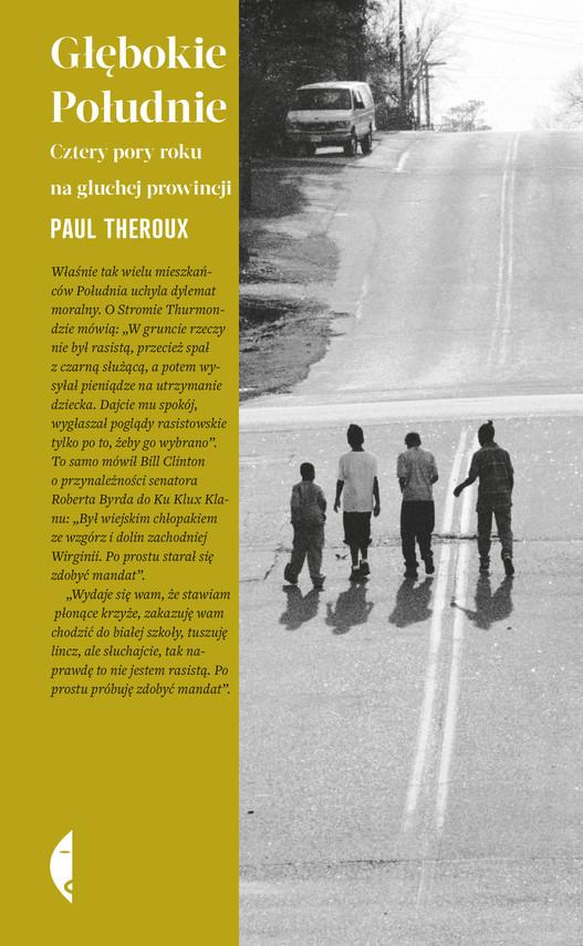 okładka Głębokie Południe. Cztery pory roku na głuchej prowincji, Ebook | Paul Theroux