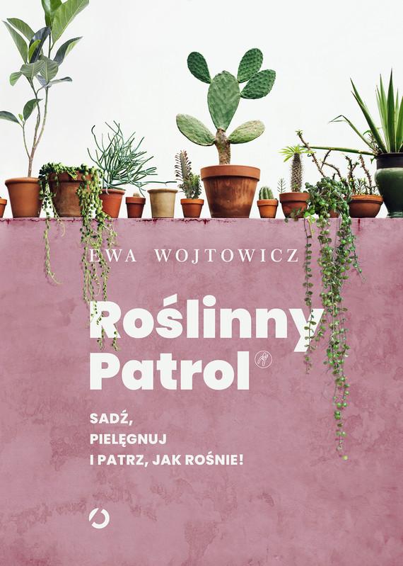 okładka Roślinny Patrolebook | epub, mobi | Wójtowicz Ewa