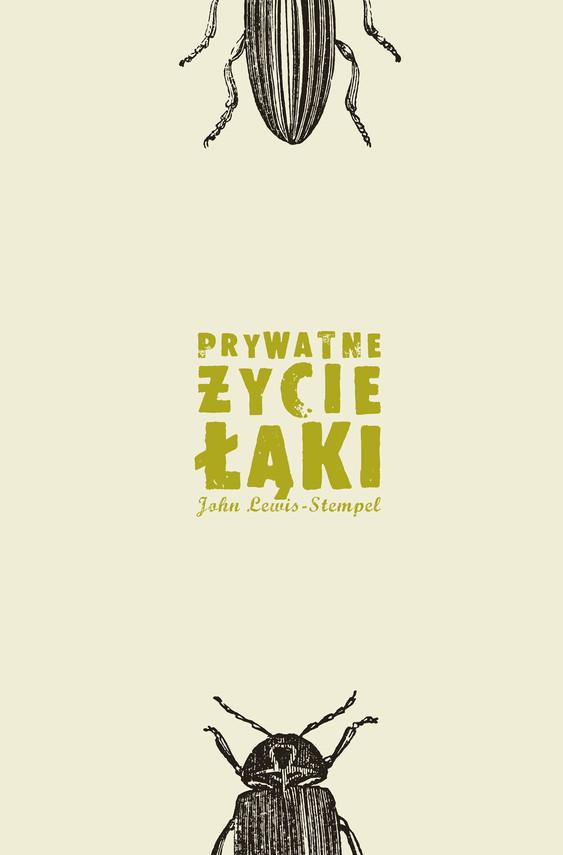 okładka Prywatne życie łąkiebook | epub, mobi | John  Lewis-Stempel