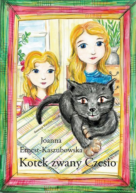 okładka Kotek zwany Czesioebook | epub, mobi | Joanna  Ernest-Kaszubowska