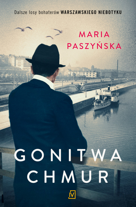 okładka Gonitwa chmurebook   epub, mobi   Maria  Paszyńska