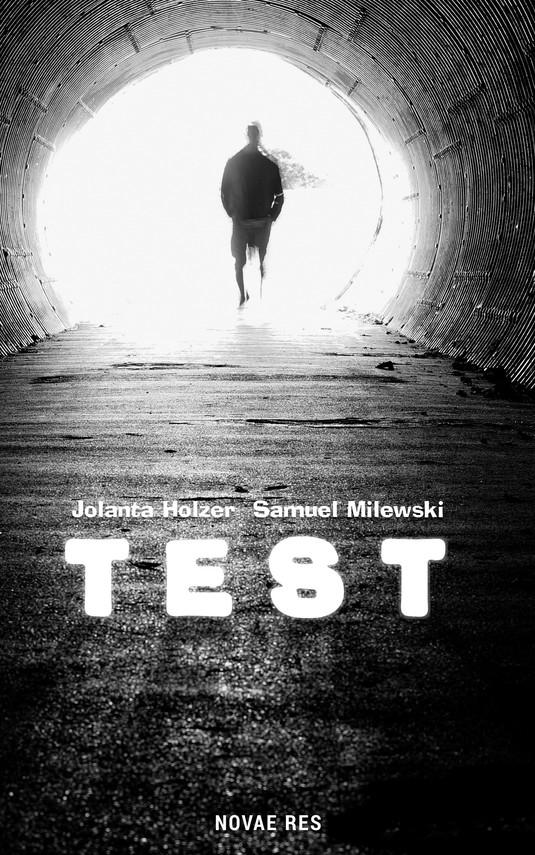 okładka Testebook | epub, mobi | Jolanta Holzer, Samuel Milewski