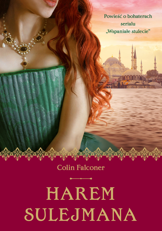 okładka Harem Sulejmana, Ebook | Colin Falconer