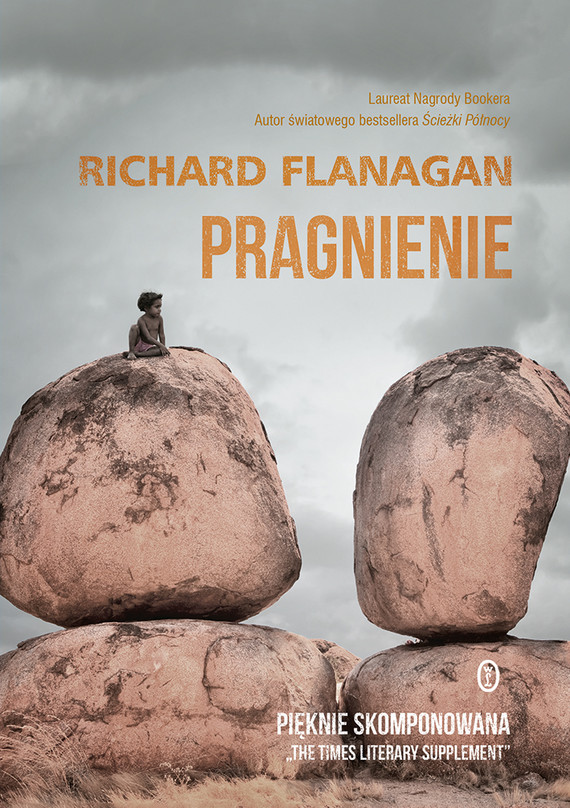 okładka Pragnienieebook | epub, mobi | Richard Flanagan