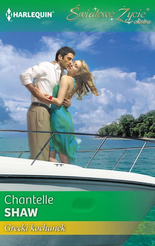 okładka Grecki kochanekebook | epub, mobi | Chantelle Shaw
