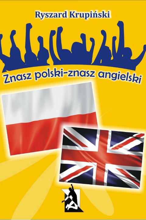 okładka Znasz polski – znasz angielski. 1500 łatwych słów angielskichebook | epub, mobi | Ryszard Krupiński