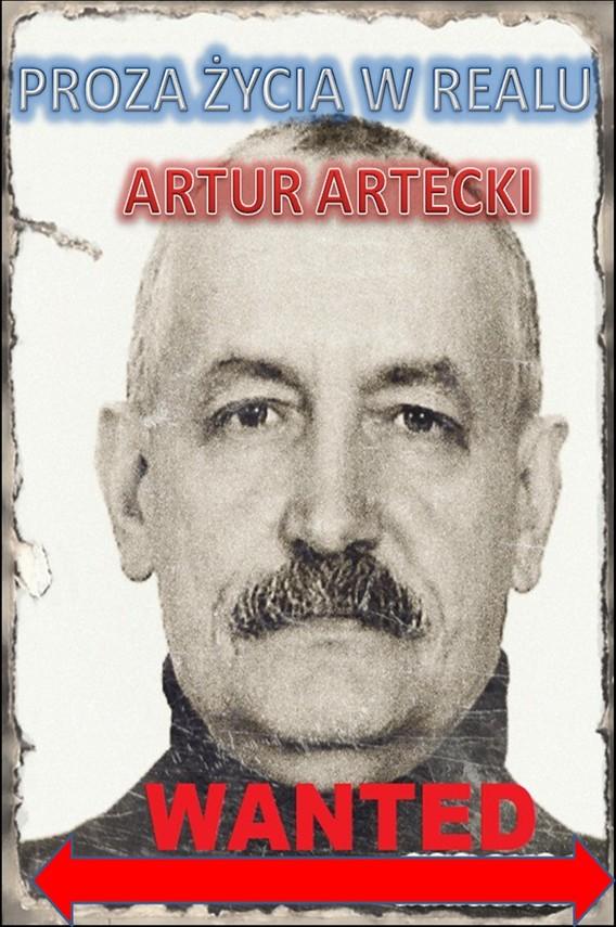 okładka Proza życia w realu, Ebook | Artur Artecki