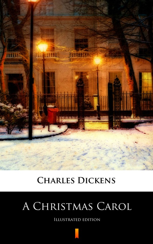okładka A Christmas Carol. In Prose. Being a Ghost Story of Christmas, Ebook | Charles Dickens