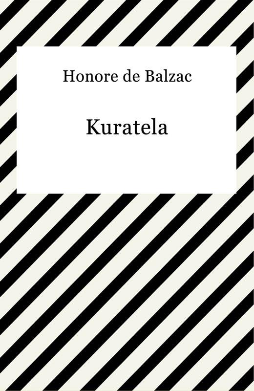 okładka Kuratela, Ebook | Honore De Balzac