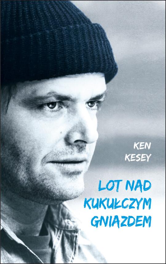 okładka Lot nad kukułczym gniazdemebook | epub, mobi | Ken Kesey