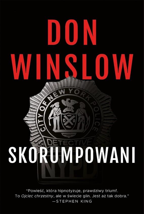 okładka Skorumpowaniebook   epub, mobi   Don Winslow