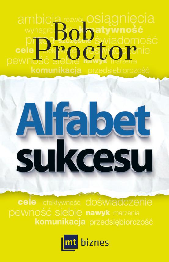 okładka Alfabet sukcesuebook   epub, mobi   Bob Proctor