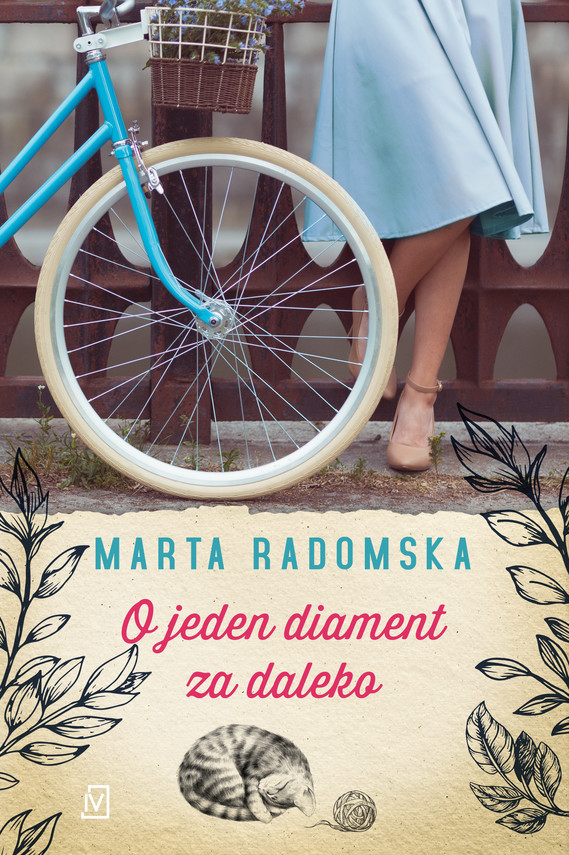okładka O jeden diament za daleko, Ebook | Marta Radomska