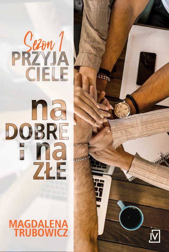 okładka Na dobre i na złeebook | epub, mobi | Magdalena  Trubowicz