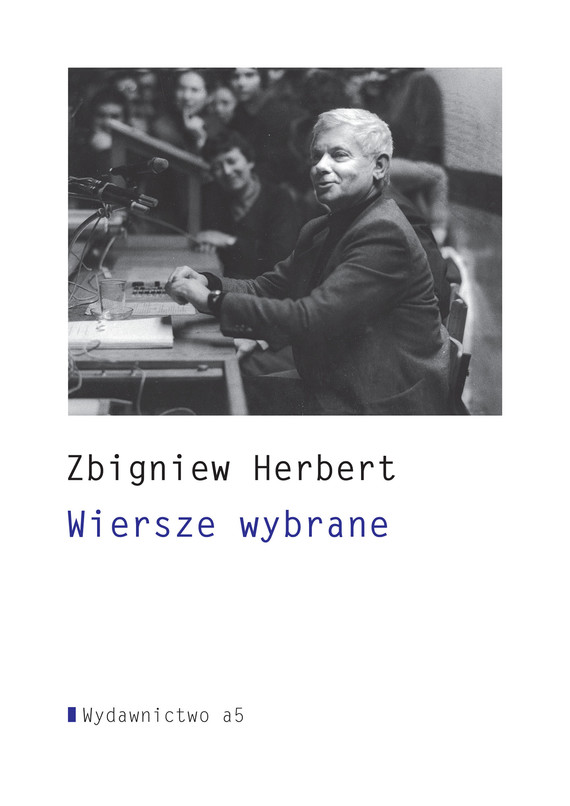 okładka Wiersze wybraneebook   epub, mobi   Zbigniew Herbert
