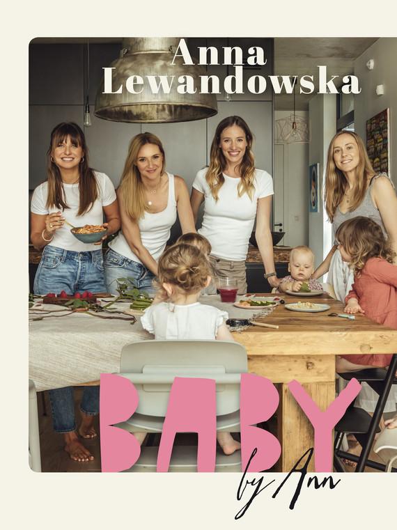okładka Baby by Ann, Ebook   Anna  Lewandowska