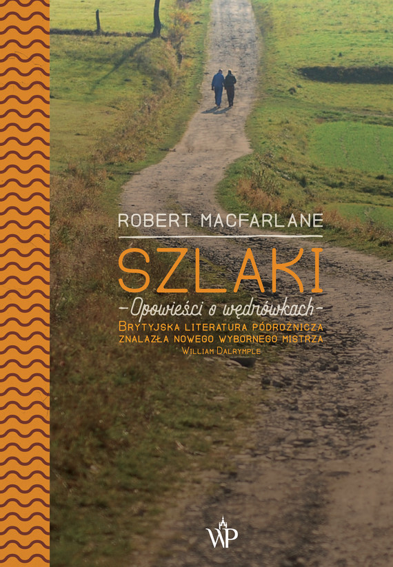 okładka Szlaki, Ebook   Macfarlane Robert