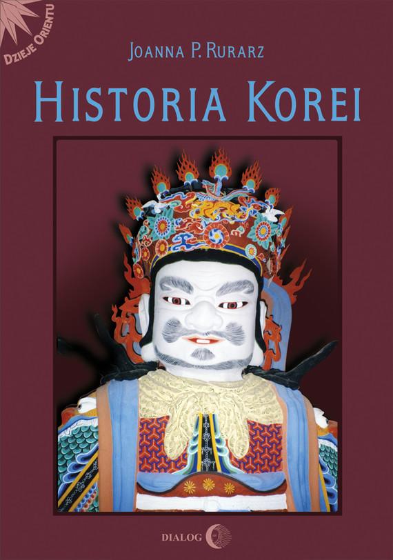 okładka Historia Koreiebook   epub, mobi   Joanna Rurarz
