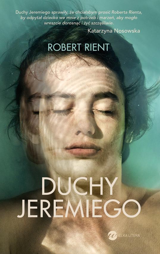 okładka Duchy Jeremiego, Ebook   Robert  Rient