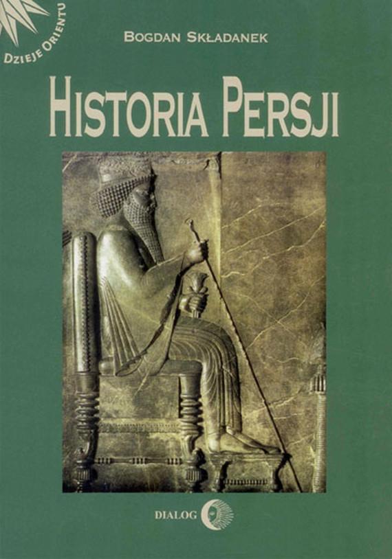 okładka Historia Persji. Tom Iebook   epub, mobi   Bogdan Składanek