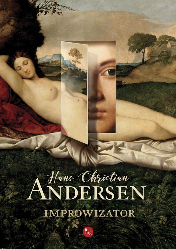 okładka Improwizatorebook | epub, mobi | Hans Christian Andersen