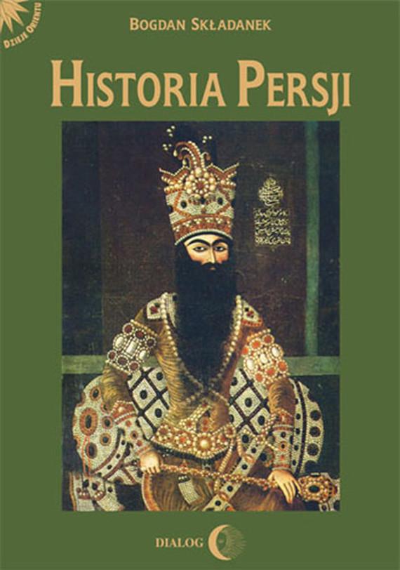 okładka Historia Persji. Tom IIIebook | epub, mobi | Bogdan Składanek