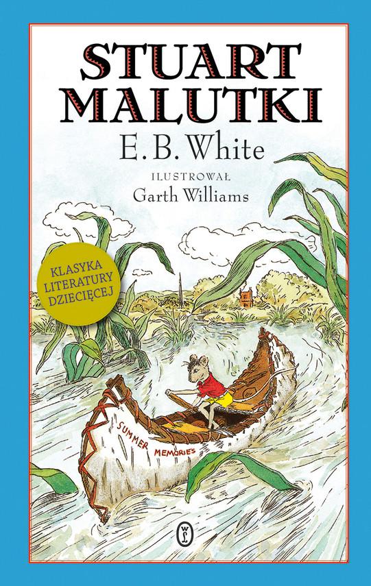 okładka Stuart Malutki, Ebook   E.B. White