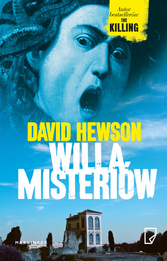 okładka Willa Misteriów, Ebook   David Hewson