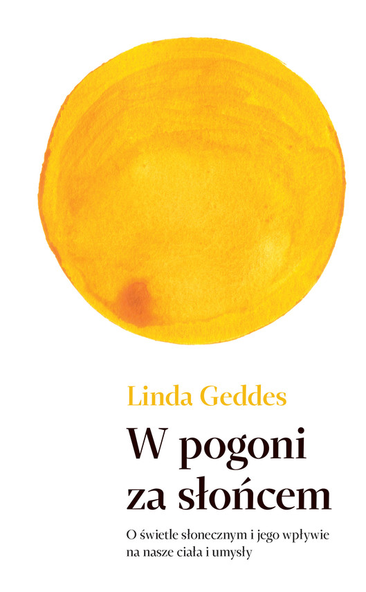 okładka W pogoni za słońcem, Ebook | Andrzej Wojtasik, Linda Geddes