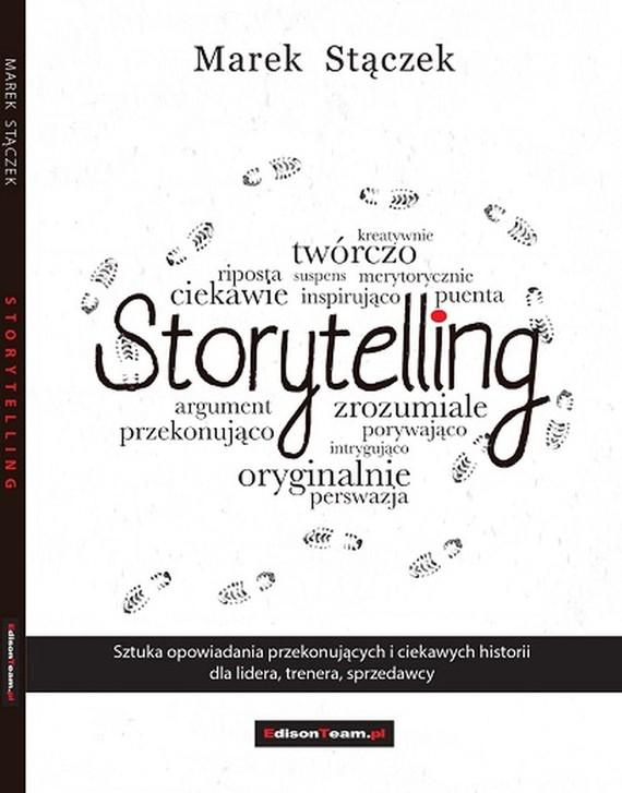 okładka Storytellingebook   epub, mobi, pdf   Marek Stączek