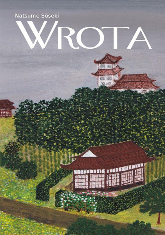 okładka Wrota, Ebook | Natsume  Sōseki