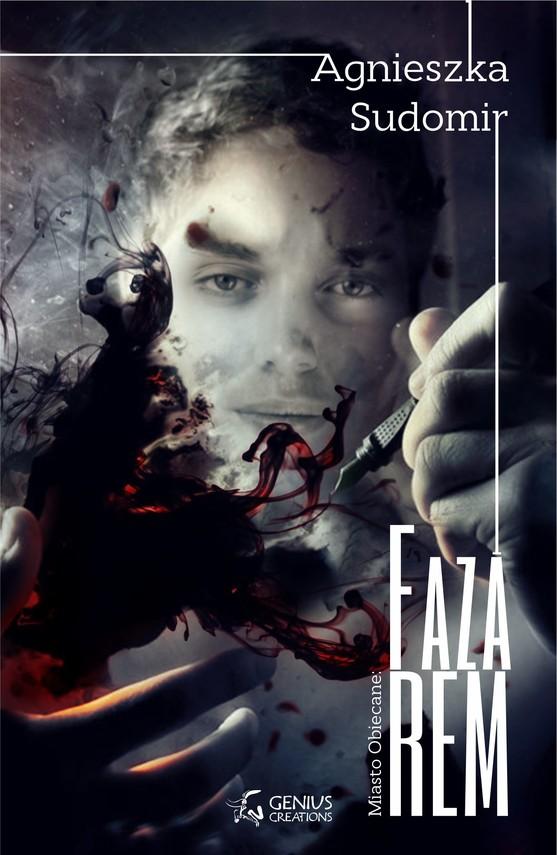okładka Faza REM, Ebook | Agnieszka Sudomir