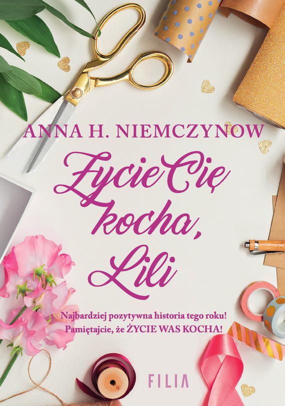 okładka Życie cię kocha, Liliebook | epub, mobi | Anna H. Niemczynow