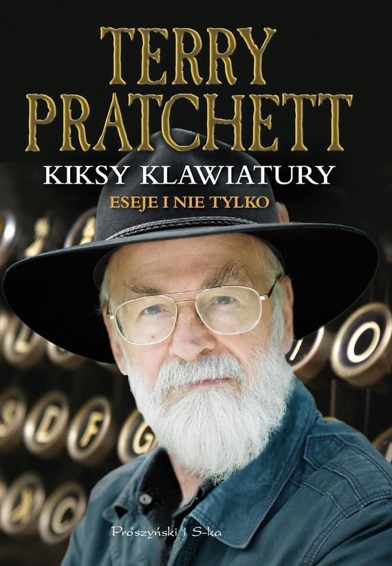 okładka Kiksy klawiatury, Ebook | Terry Pratchett