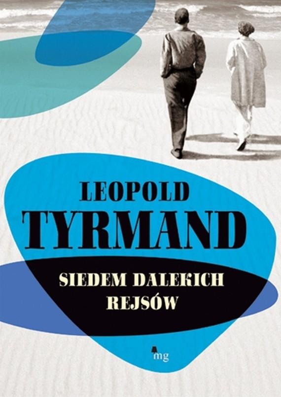 okładka Siedem dalekich rejsów, Ebook | Leopold Tyrmand