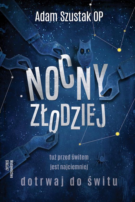 okładka Nocny Złodziej, Ebook | Adam Szustak