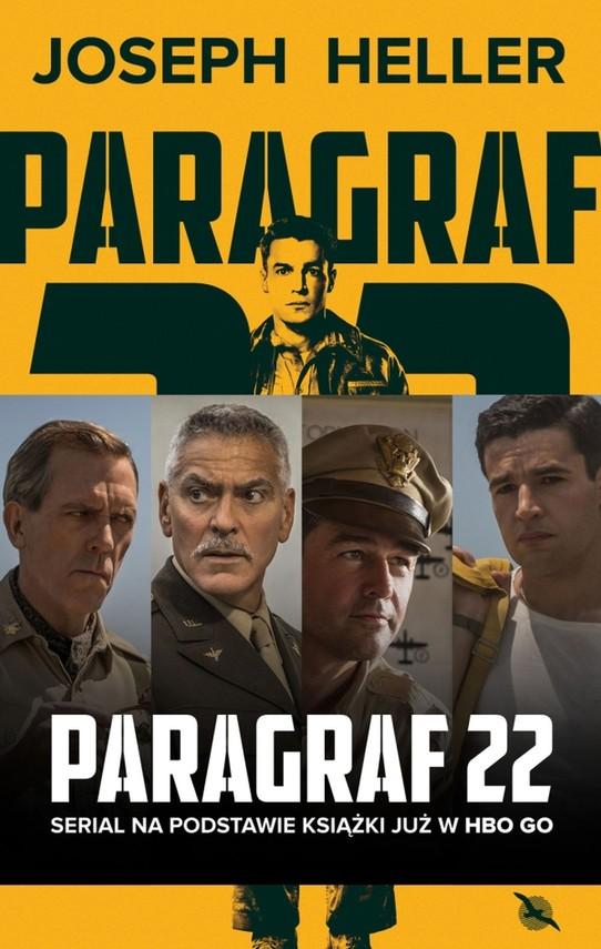 okładka PARAGRAF 22/film.ebook | epub, mobi | Joseph Heller