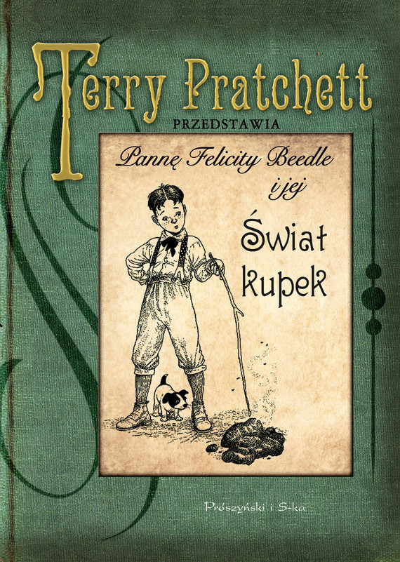 okładka Świat kupekebook | epub, mobi | Terry Pratchett