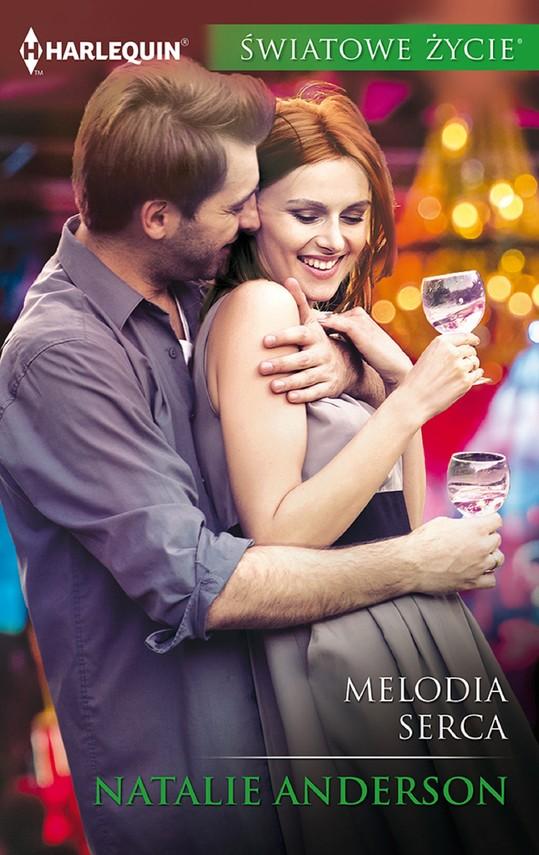 okładka Melodia serca, Ebook | Natalie Anderson